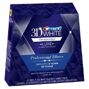 Crest 3D White Luxe Whitestrips Professional Effects $59