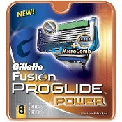 Gillette Fusion ProGlide Power Razor Cartridges