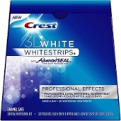 Crest 3D White Professional Effects Teeth Whitening Strips $79