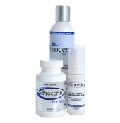 Procerin System with Shampoo - 1 Month Supply - 3 Part System
