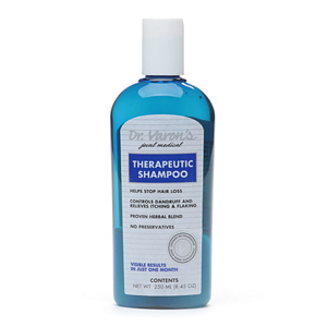 Dr. Varon's Therapeutic Shampoo 8.45 oz (250 ml)