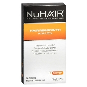 NuHair Hair Regrowth For Men 50 tablets