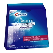 Crest Whitestrips Advanced Vivid 14 treatments $49