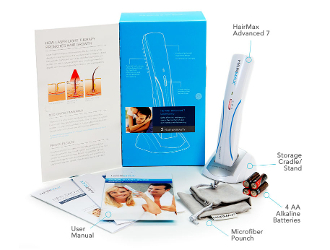 Hairmax Advanced 7 LaserComb $195