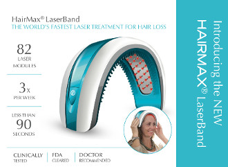 Hairmax LaserBand 82 $795